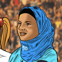 90 Minutes   with Hijab (حِجَاب)