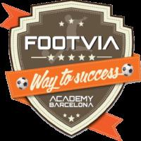 logo footvia academy